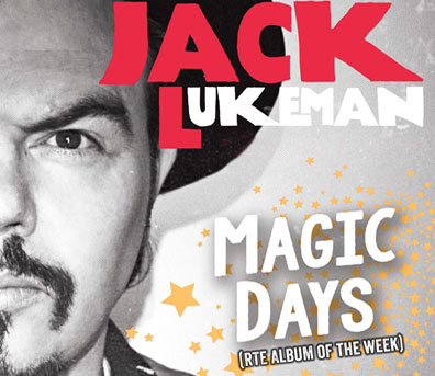 Jack L at the Ardhowen Theatre